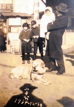 hachiko-last-alive-photo-december-30-1934