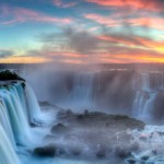 IGUAZU FALLS- An Angelic Place