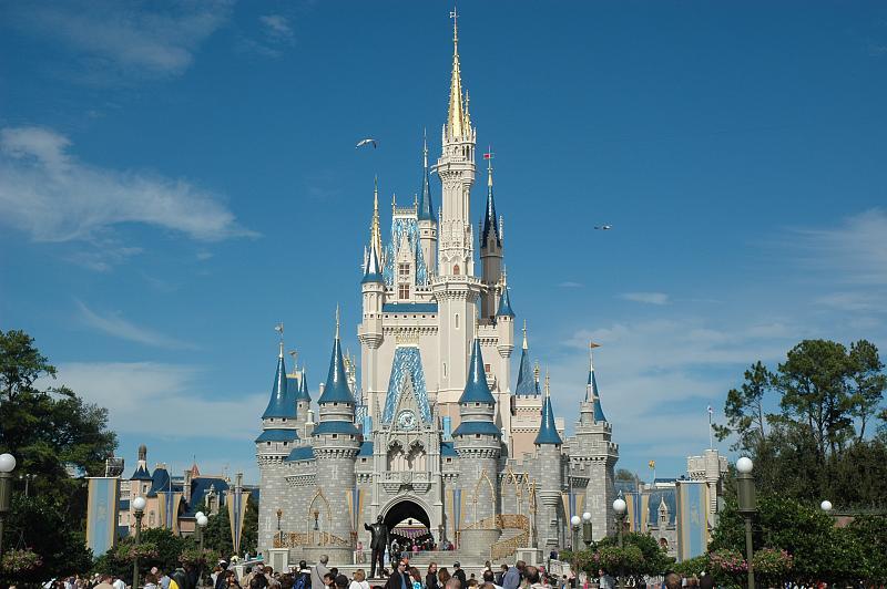 Cinderella-Castle-Magic-Kingdom