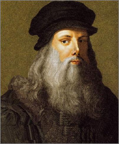 Leonardo-Da-Vinci-IQ-190
