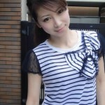 Masako-Mizutani-looks-herself-as-teenager