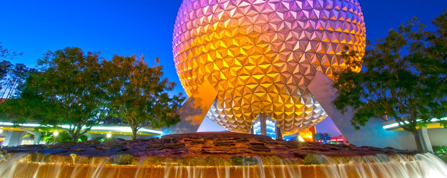beautiful-epcot-theme-park