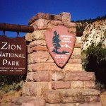 entrance-of-zion-national-park