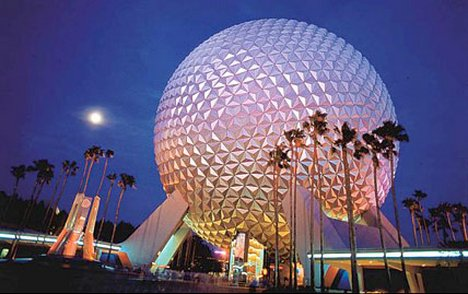 epcot-orlando-florida-theme-park-third-most-visited-theme-park-in-USA
