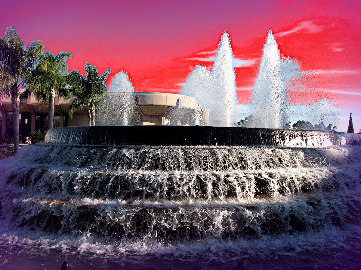 magical-fountain-in-epcot-theme-park