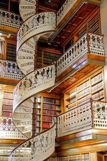 Library-in-florence-italy