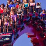 Roller-coaster-ride-in-Carowinds-awesome-fun