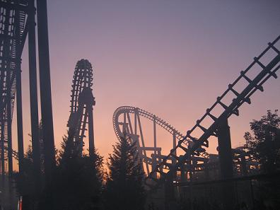 sunset-in-carowinds