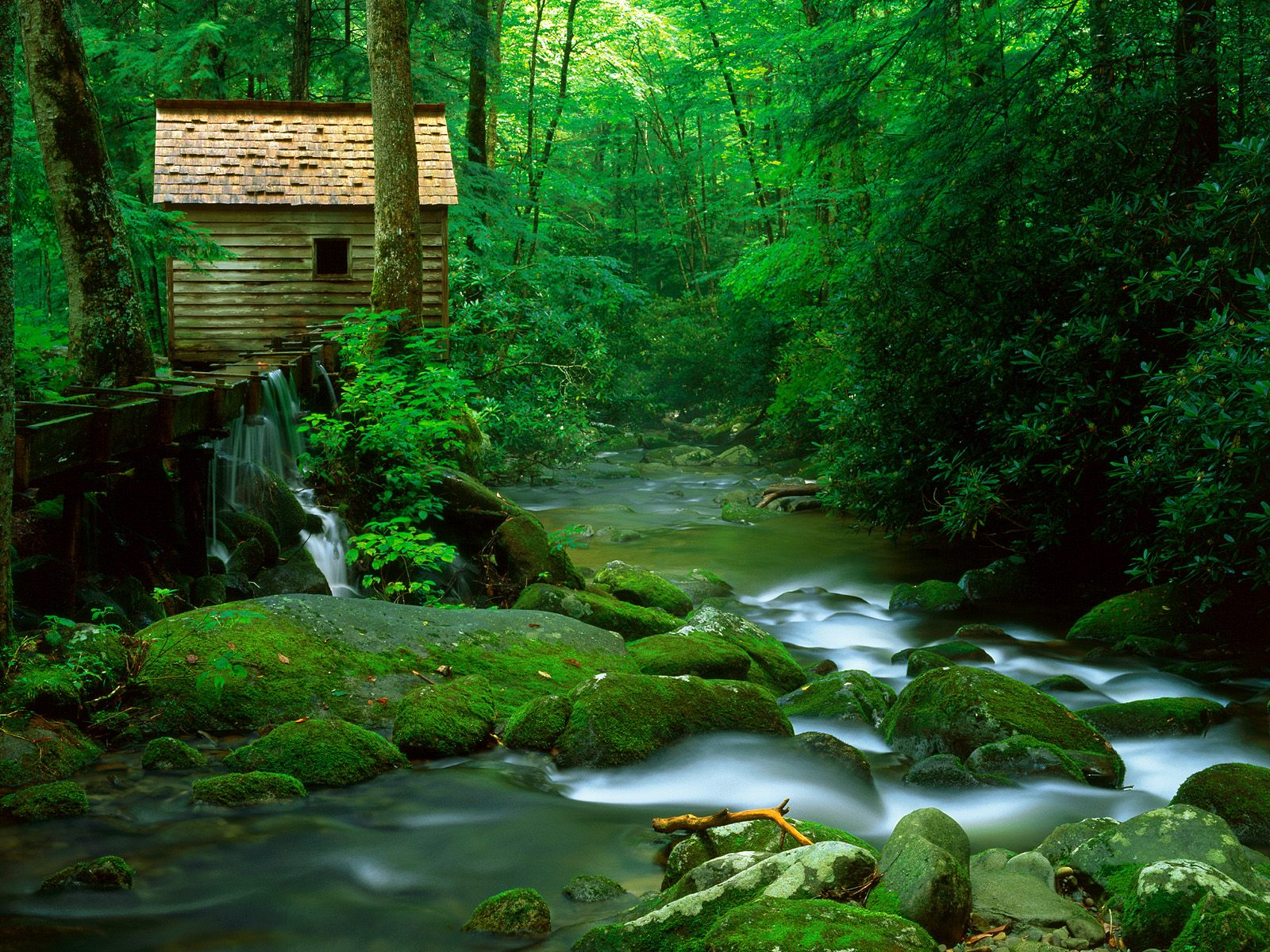 Great-Smoky-Mountain-National-Park-licensed-by-United-States-Congress-1934