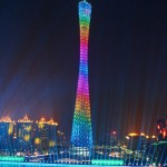 Canton Tower – China
