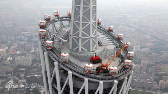ferris-wheel-in-top-of-building