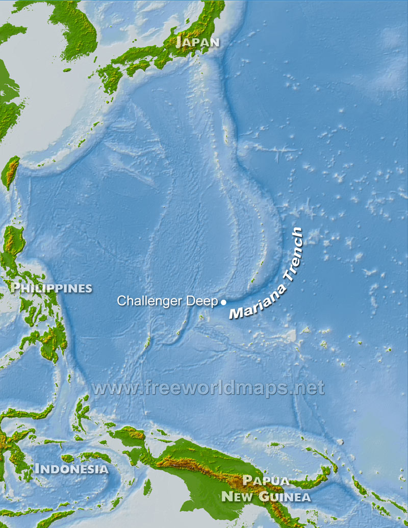 mariana-trench-location-in-map