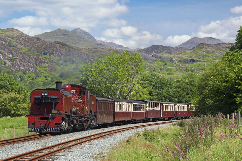 Welsh-Highland-Railway-in-snowdonia-national-park