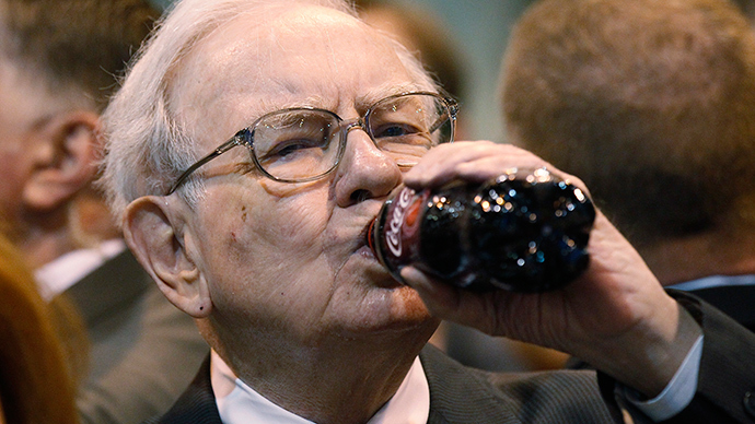 warren-buffett-drinking-coca-cola