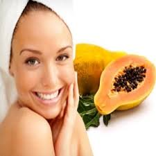 Papaya-for-the-skin