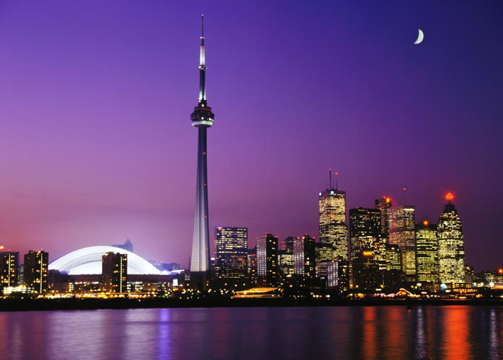 The-tallest-tower-in-Toronto