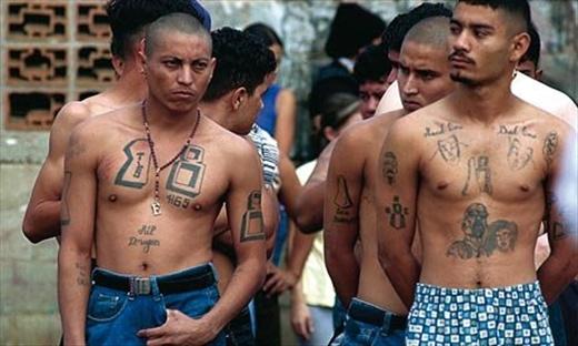 Honduras-crime
