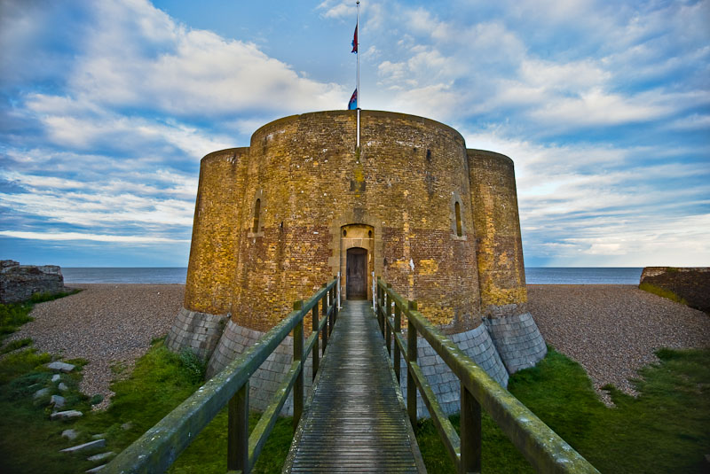 Martello-towers