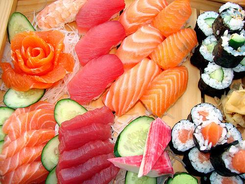 Sashimi-and-Sushi