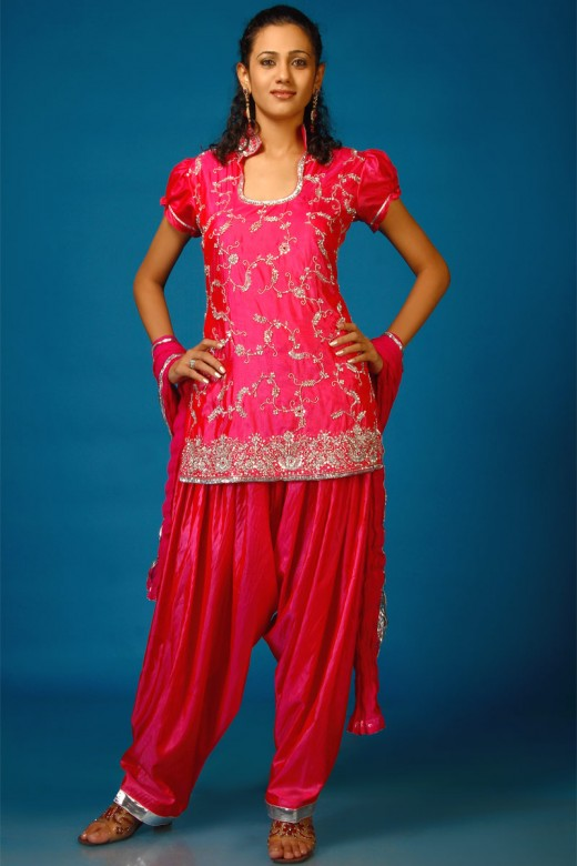 Traditional-Indian-dress-for-woman