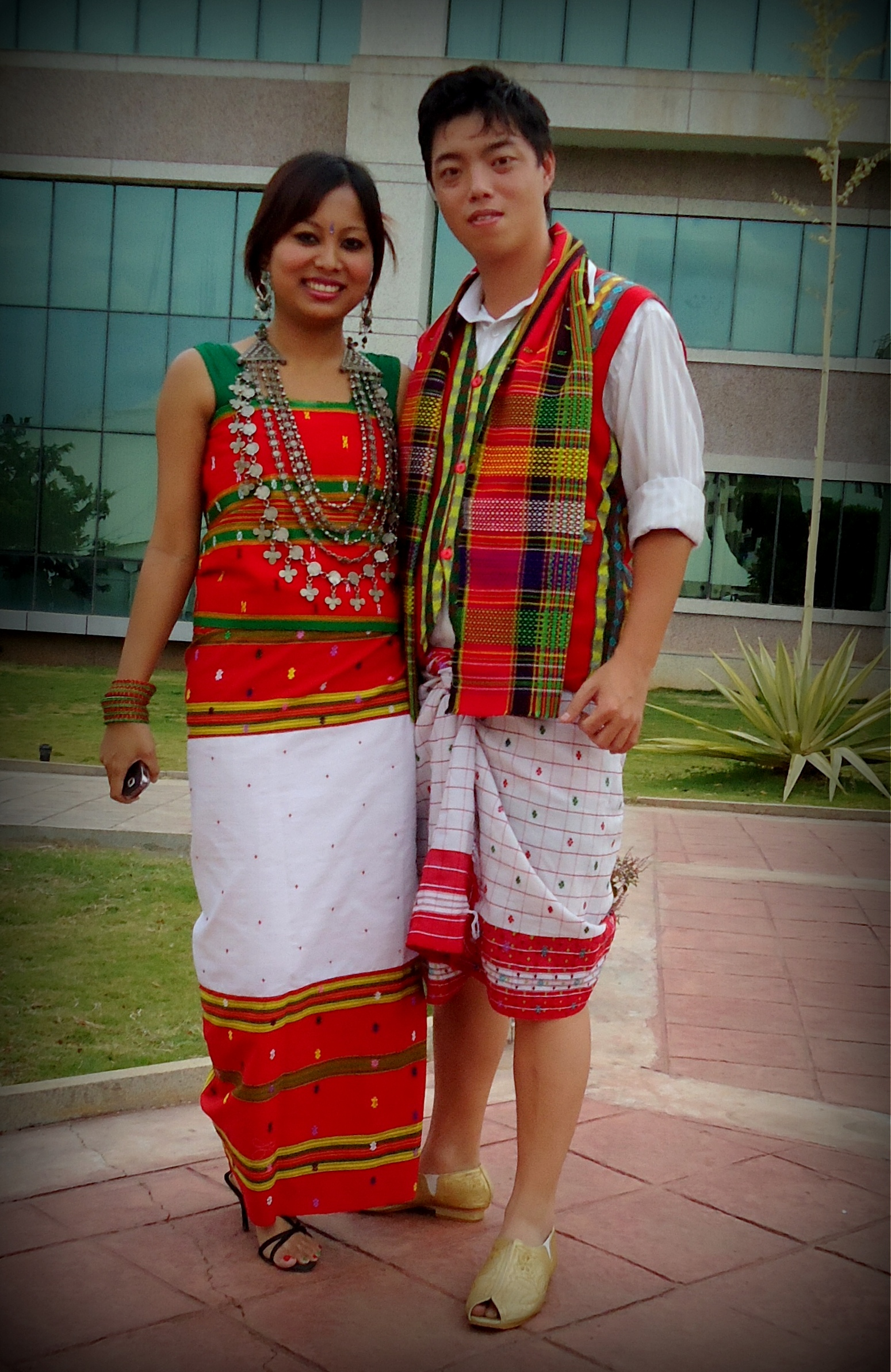 East indian dress pictures
