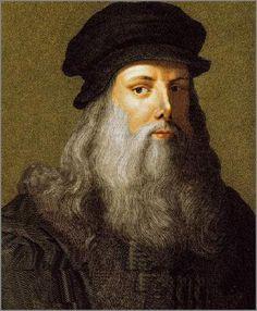 Weird Fact- Scissors invented by Leonardo Da Vinci