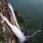 The Angel fall is 20 times taller than Niagara falls