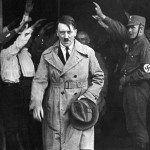 The Hitler was a vegitarian & he had one testicle