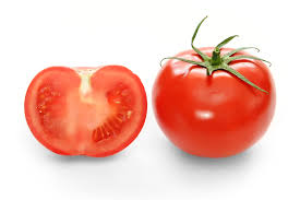 The tomato is really a fruit, not vegitable