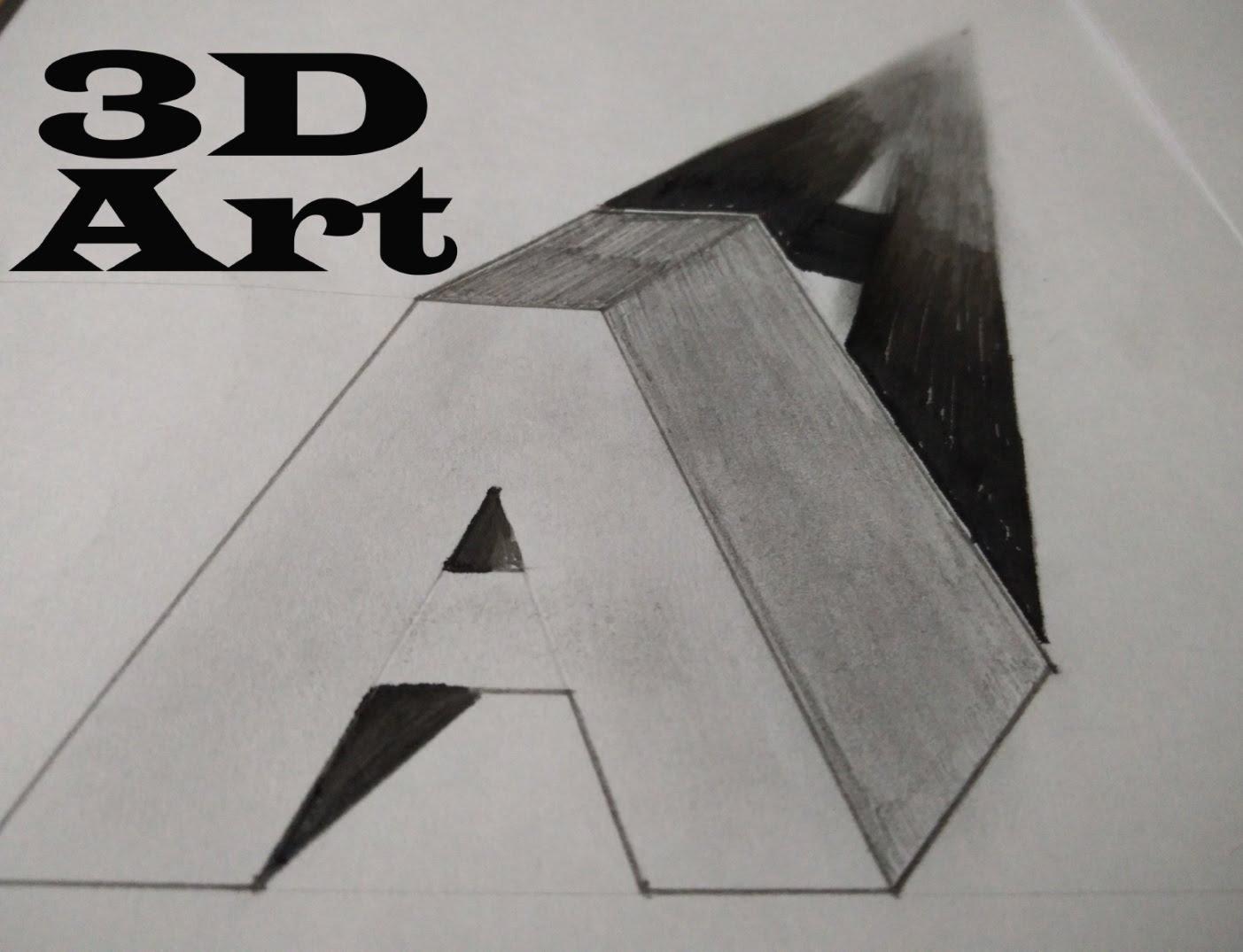 3d-sketch-art