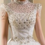 Most Expensive / Costliest Wedding Dress / Gown – The Diamond Wedding Gown