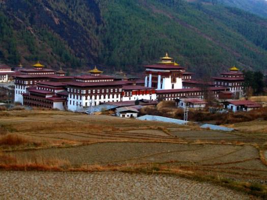Tashichho-Dzong-1