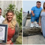 Largest Height Difference of Married Couple – Guinness World Records