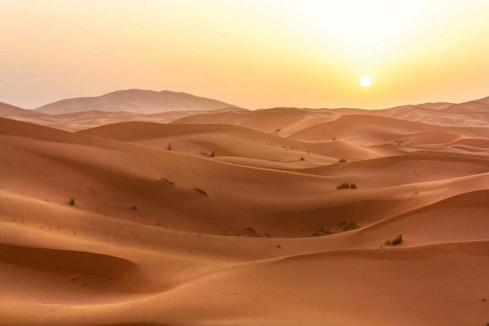 The Thor Desert