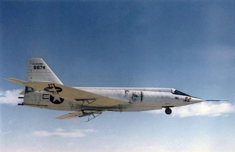 Bell X-2  USA