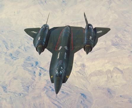 Lockheed fighter Speed Mach 3.35