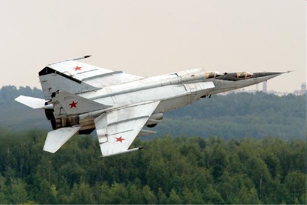 MiG-25 - Fastest fighter plane